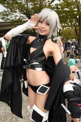 「東京ゲームショウ2018」で見つけた美人コスプレイヤーたち 6/30