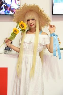「東京ゲームショウ2018」で見つけた美人コスプレイヤーたち 30/30
