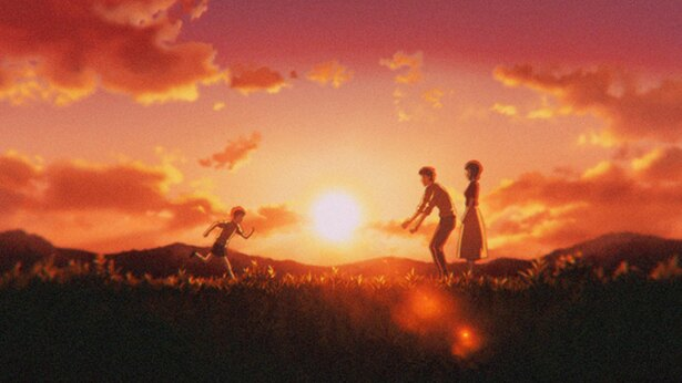 「プラネット・ウィズ」最終話の場面カットが到着。宗矢たちが龍の犠牲となって次元の向こうへと消え…