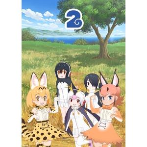TVアニメ「けものフレンズ2」の新ビジュアルにPPPの3人が登場!