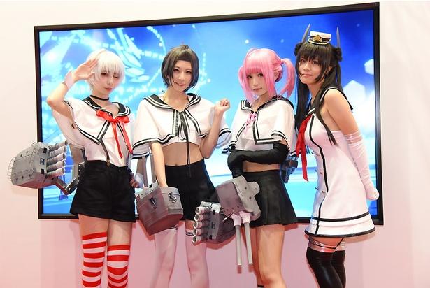 魅惑のゲームヒロインが勢ぞろい!東京ゲームショウ2018で見つけた美人コスプレイヤー大特集