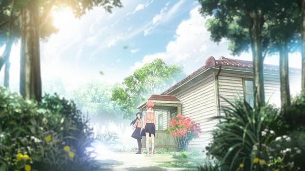 """TVアニメ「やがて君になる」第1話の先行カットが到着。侑と燈子""""ふたりの特別""""が始まる"""