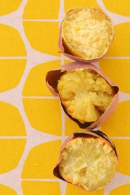 【写真を見る】産地、品種、サイズ、時期にこだわりぬいた焼き芋は絶品!/蔵出し焼き芋 imot(イモット)