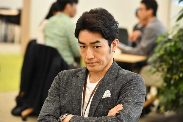 【写真を見る】大谷亮平はイケメンだがなぜか女性に振られる役どころ
