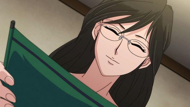 「ゲゲゲの鬼太郎」第26話の先行カットが到着。巻物の中の美しい青年の正体は!?