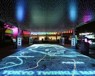 大井競馬場でタイムトラベル!超体験型イルミ「TOKYO MEGA ILLUMINATION」が10月7日オープン