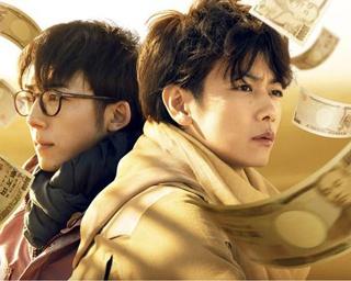 2015年「本屋大賞」にノミネートされた川村元気による同名小説が原作。監督は「るろうに剣心」シリーズの大友啓史で、佐藤 健(右)とは4作目のタッグです!