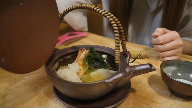 松茸料理といえばこれ!