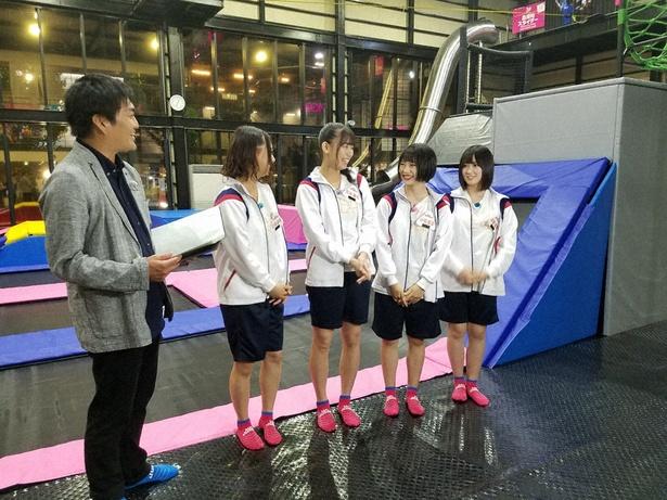 SKE48が未公開映像を懸けてノブコブ吉村と真剣勝負!