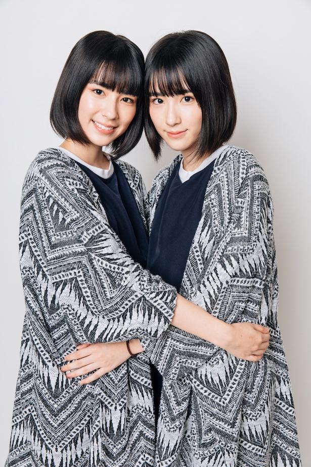 再現ドラマへの出演がきっかけで舞台の主演に大抜擢された美人双子姉妹、鈴木みな・まりあに注目!