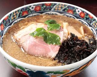 チャーシューには地元ブランドの知多豚を使用。「麺処 がほうじん」の「支那そば 醤油」(680円)