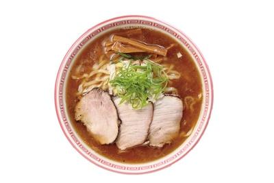 これも食べたい!「うすくち醤油そば」(770円)/「麺切り 白流」