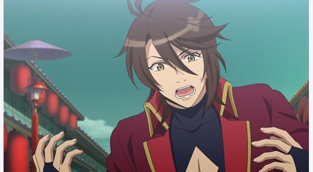 「BAKUMATSU」第1話の先行カットが到着。熱き男たちがもう一つの幕末へ!