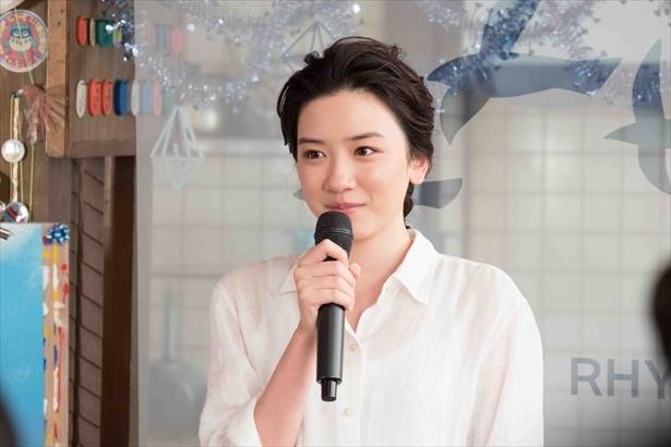 """1位は永野芽郁が""""狂気""""を演じたあの場面!注目集めたシーンBEST5!!<半分、青い。>"""