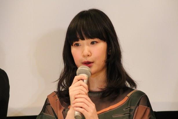 【写真を見る】TOKIOから「かっぽう着が一番似合う女優」と絶賛された黒木華
