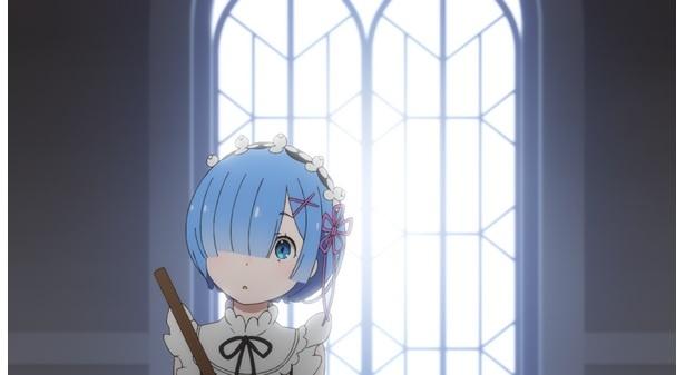 「Re:ゼロから始める異世界生活 Memory Snow」先行カットより