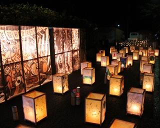 パワスポ、灯りイベントetc. 福岡県東峰村の魅力を満喫しよう!