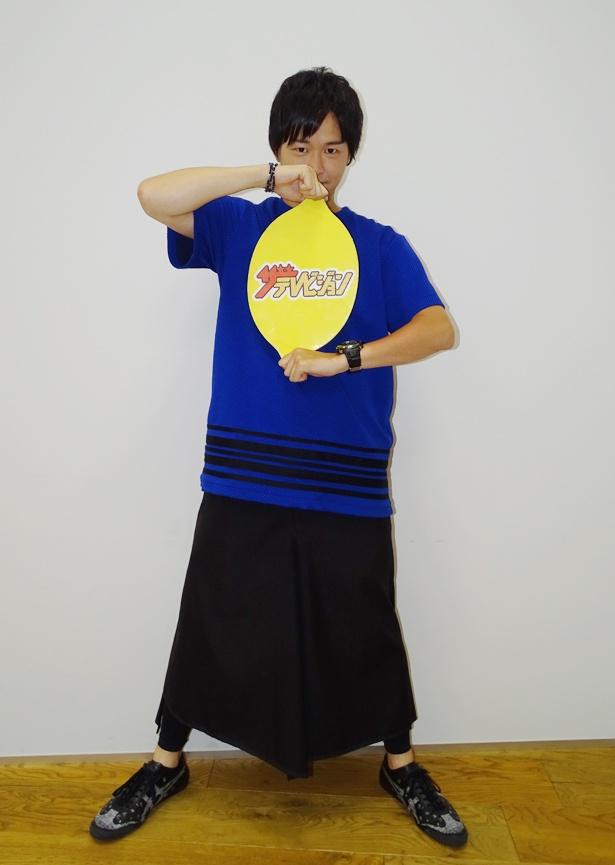 モンモランシ役の逢坂良太