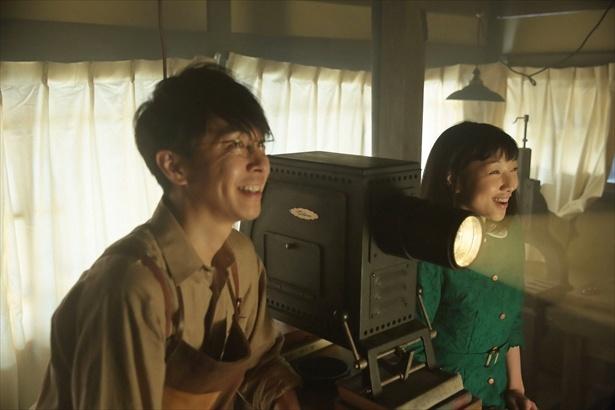 福子&萬平のなれそめにファンからは「かわいい!」の声