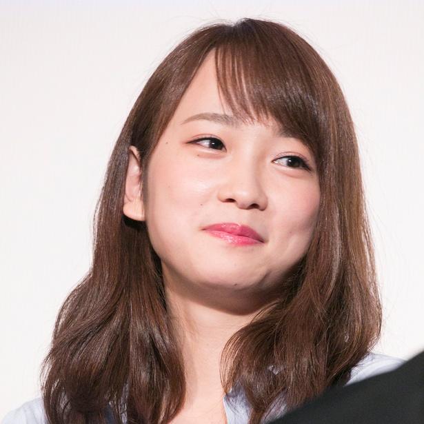 女優として大活躍の川栄李奈