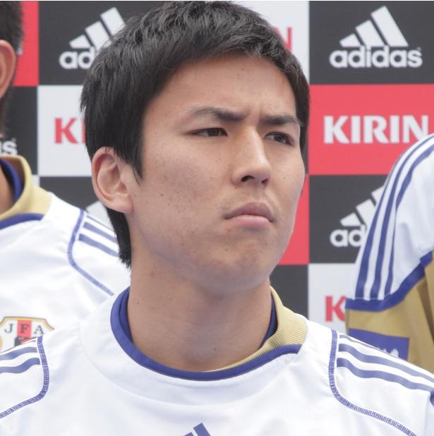 長谷部誠選手がインタビューに応じた