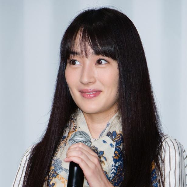 【写真を見る】モデルや女優としても活躍する槙野智章選手の妻・高梨臨