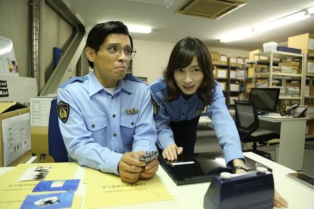 「警視庁捜査資料管理室(仮)」(BSフジ)