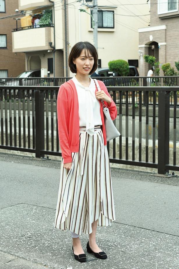 戸田演じる尚は、赤い衣装がテーマになっている