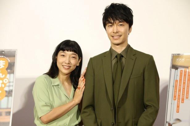 10月4日の「視聴熱」デイリーランキング・ドラマ部門で、安藤サクラ&長谷川博己出演の「まんぷく」が首位を獲得
