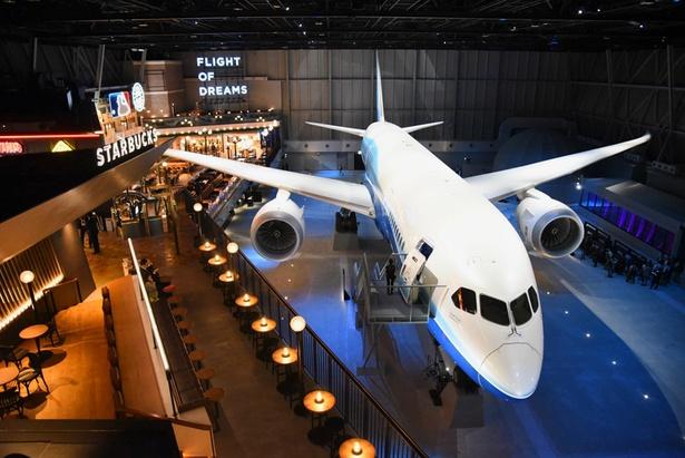 オープン前に潜入取材!中部国際空港の新施設「FLIGHT OF DREAMS」を徹底レポート