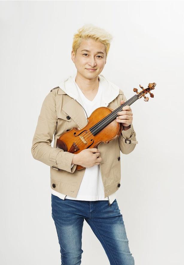 ヴァイオリニスト・NAOTO