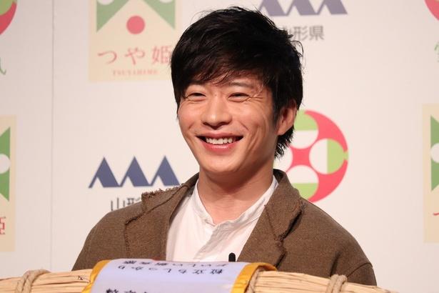 「おっさんずラブ」(テレビ朝日系)の出演などで大ブレークしていることについて言及した
