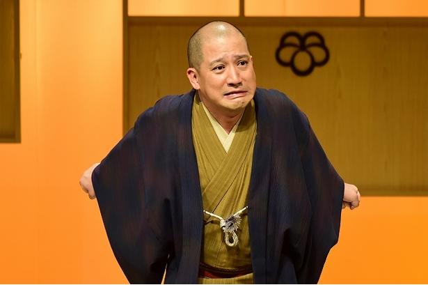 「毒炎会」で「百川」を披露する春風亭一之輔
