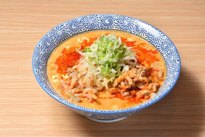 こちらもオススメの「担担麺」(850円)