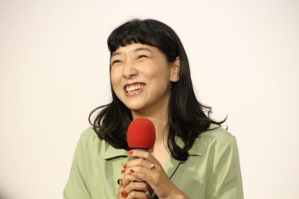 「まんぷく」ヒロインの安藤サクラが共演・松下奈緒との現場エピソードを披露!