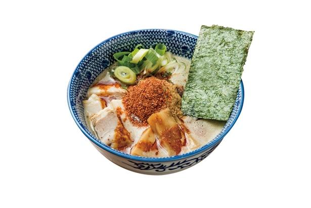 麺や 兼虎 / 「辛辛つけ麺」(930円)