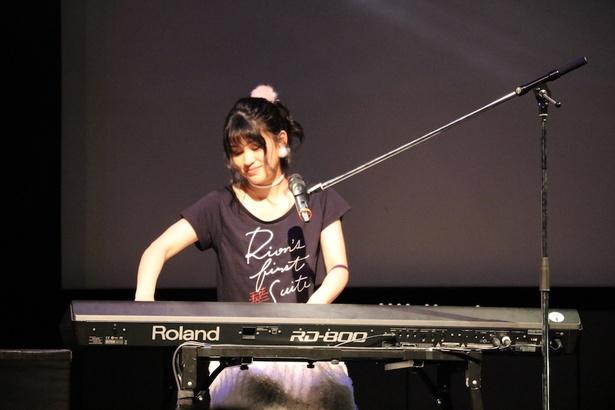 東李苑が初のソロイベント「Rion's first suite」の東京公演を新宿ReNYで開催