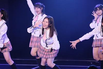 「PARTYが始まるよ」を披露した松井珠理奈は、デビュー当時は最年少だったが、今回のパフォーマンスでは最年長だったという