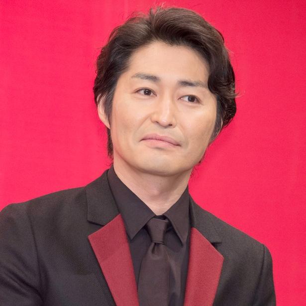 安田顕が「櫻井・有吉THE夜会」にゲスト出演