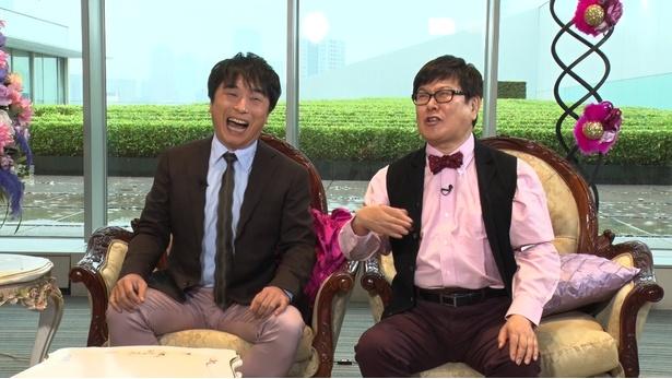 新企画「三ツ矢雄二と関智一の人気声優にお願い!ランキング」がスタート!