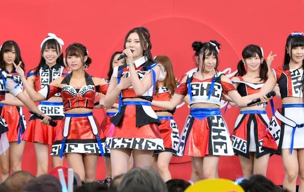 チームSのリーダー・北川綾巴は「もう灰になりました!(笑)」というくらい完全燃焼