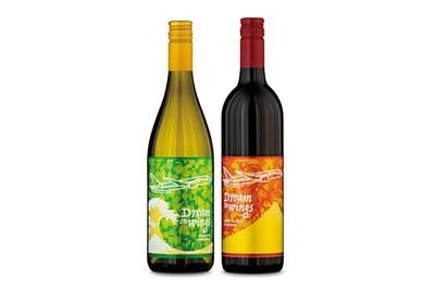 レストランのメニューに並ぶワインも購入できる!