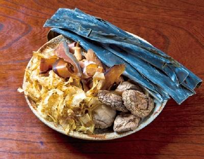 和食料理店も使う国産の厳選素材