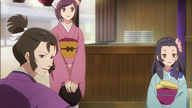 「つくもがみ貸します」第12話の先行カットが到着。姿を消していた佐太郎が再び江戸へ!?