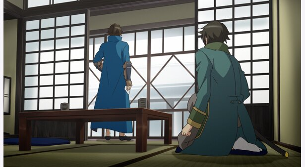 「BAKUMATSU」第2話の先行カットが到着。高杉が対峙したのは…?