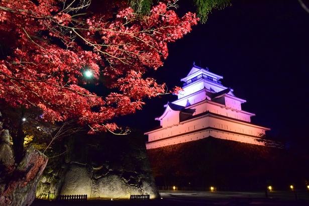 【写真を見る】お城の歴史に思いを馳せながらゆっくり観賞するのがおすすめ