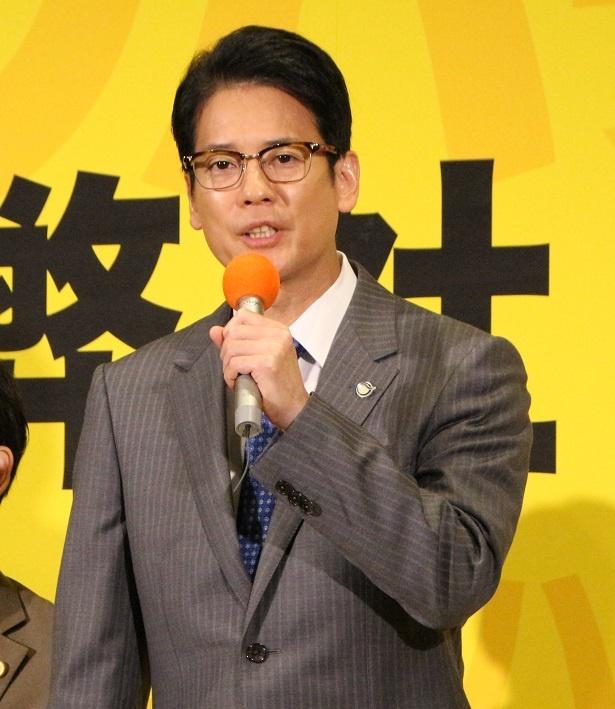 【写真を見る】唐沢寿明は某若手俳優の既読無視を告発!「名前はここまで(喉元)出ているけど…」