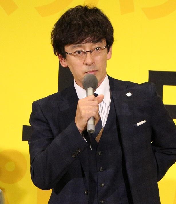 滝藤賢一は自身の役を「井上由美子先生が当て書きしてくださった」と語った