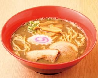煮干しを存分に感じるならこの一杯!「ラーメン・つけ麺 営利庵」の「特煮干し 極ラーメン」(780円)