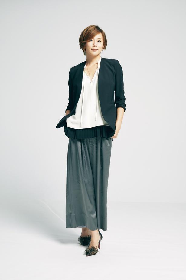 米倉涼子「翔子はとにかく自由で、何を考えているか分からないし、何を言いだすか予想がつかない人」